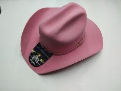 Ref: 7002 - Chapéu Country Dallas Rosa