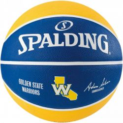 Ref: 83515 - Bola Spalding Golden State Warriors