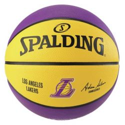 Ref: 83510 - Bola Spalding Los Angeles Lakers
