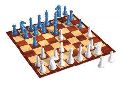Ref:  PK 00181 - Jogo de Xadrez Cartonado.
