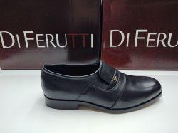 Ref: 634 - Sapato Social Di Ferutti Preto