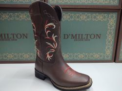 Ref: 1740018 - Bota Country Texana Feminina D