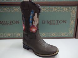 Ref: 1740036 - Bota Country Texana Feminina D