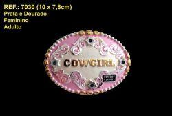 Ref: 7030 - Fivela Country CowboyBrand Cowgirl