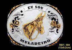 Ref: 594 - Fivela Country Master Muladeiro